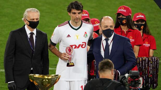 """Завершивший карьеру Чорлука заявил, что в будущем хотел бы вернуться в """"Локомотив"""""""