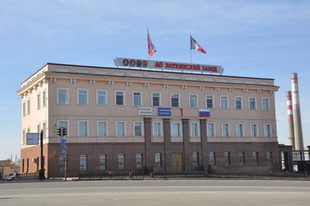 Шум на улицах Воткинска связан с проверкой работы котла ТЭЦ