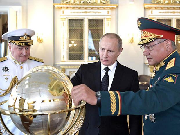 Дилемма Путина: или пожизненное правление, или война