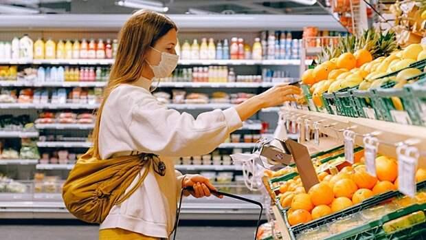 Социально значимые продукты в Алтайском крае дешевеют всю осень