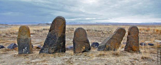 В китайской части Алтая находится богатейшее древнетюркское историческое наследие
