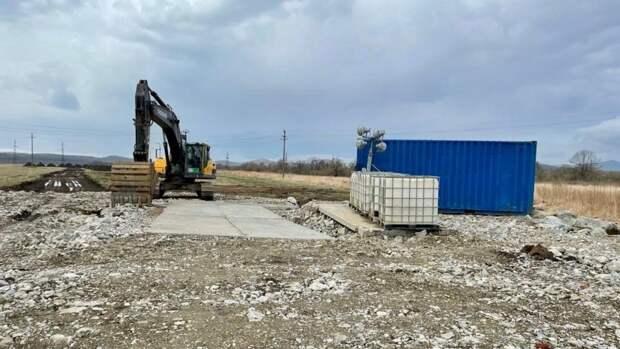 Началась стройка нового промышленного парка в Приморье