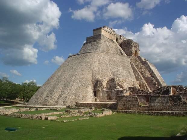Ушмаль - древний город цивилизации майя