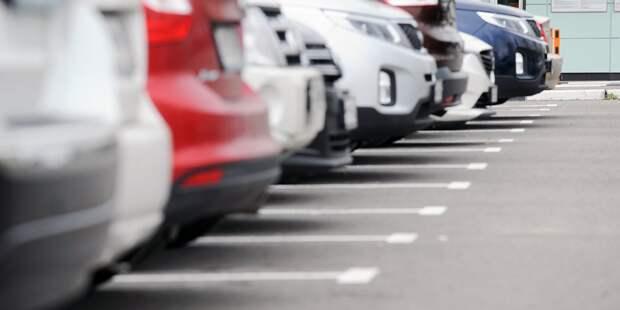 Сталкивались ли вы с неправильной парковкой автомобилей во дворе? – новый опрос жителей Марфина
