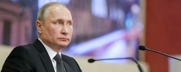Путин заявил, что США виновны в создании Россией гиперзвукового оружия