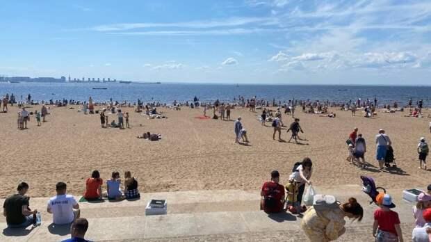 Европейской части России пообещали долгую аномальную жару