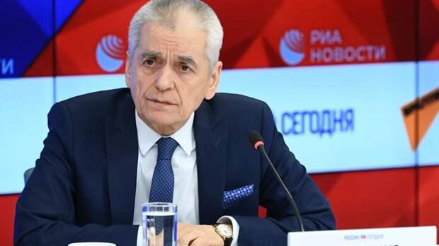Онищенко оценил меры защиты от коронавируса на параде Победы в Москве
