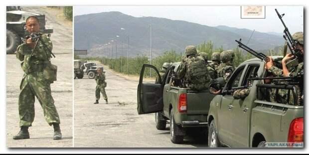 Русским и 300 не надо, хватит и одного: Героя войны в августе 2008 года спустя 11 лет наградили в Южной Осетии...