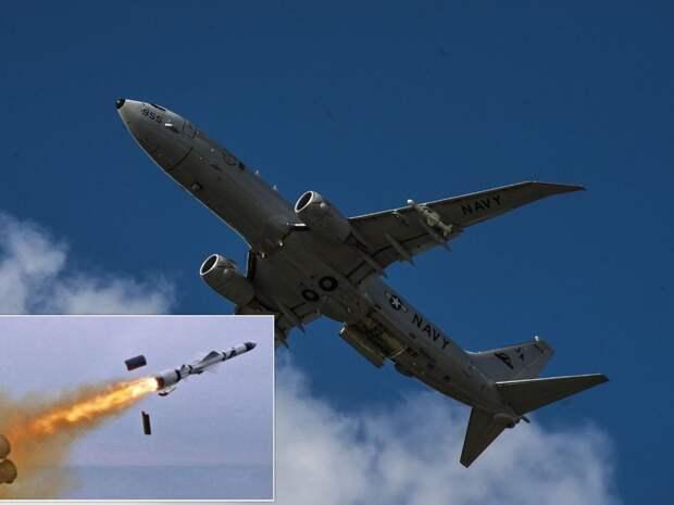 Avia.pro: «Самолёт-разведчик США вошёл в закрытую для полётов зону, рискуя быть сбитым российской ракетой»