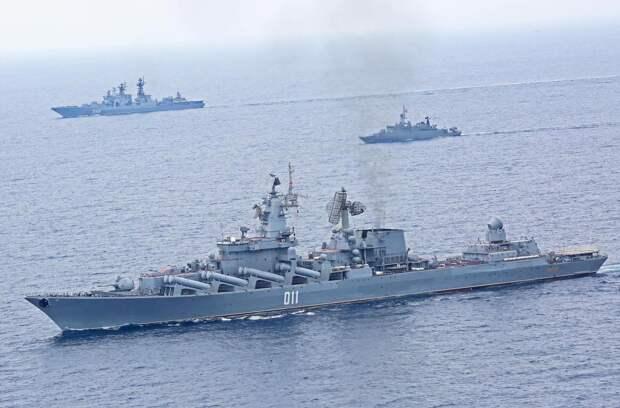 Россия наказала Токио за военную провокацию в Японском море