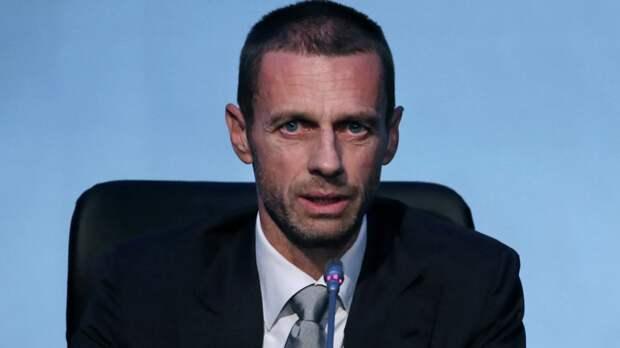 Президент УЕФА — о ситуации с Эриксеном: в такие моменты единение футбольной семьи особенно сильно