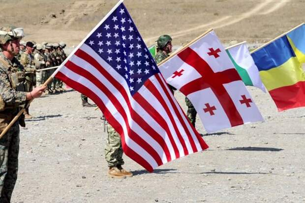 В США предложили «дать отпор» России в Абхазии и Южной Осетии
