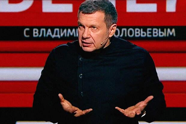 Киселев и Соловьев - Галкину: никакой цензуры у нас нет