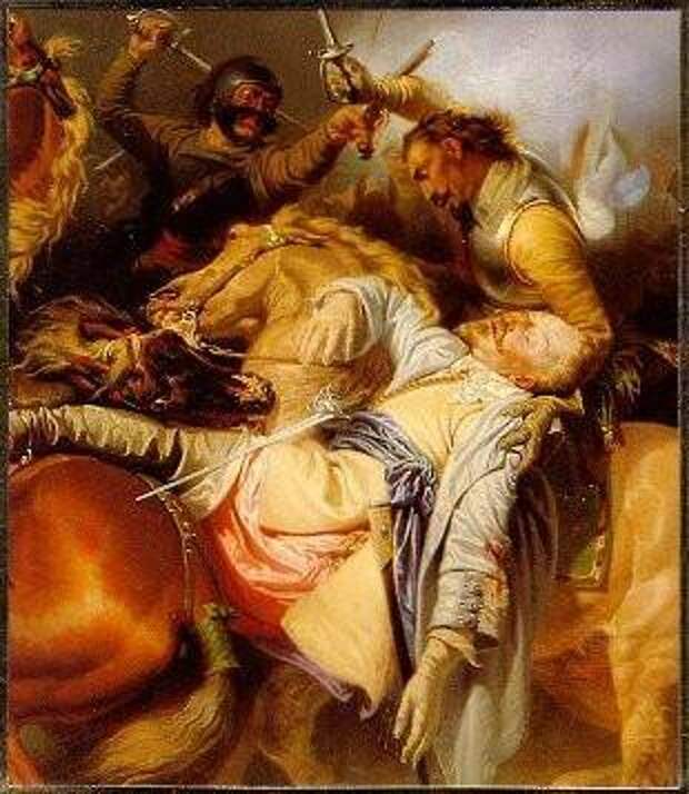 Триумф и гибель «Льва Севера»
