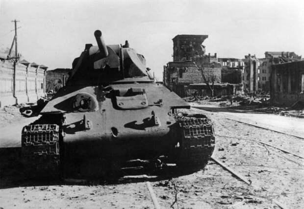 Броня крепка. Технические особенности броневой защиты Т-34