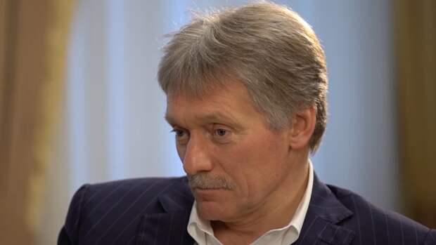 Песков рассказал о летнем графике Путина