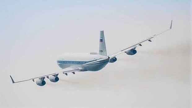 Кнутов рассказал о главном назначении «самолета Судного дня»