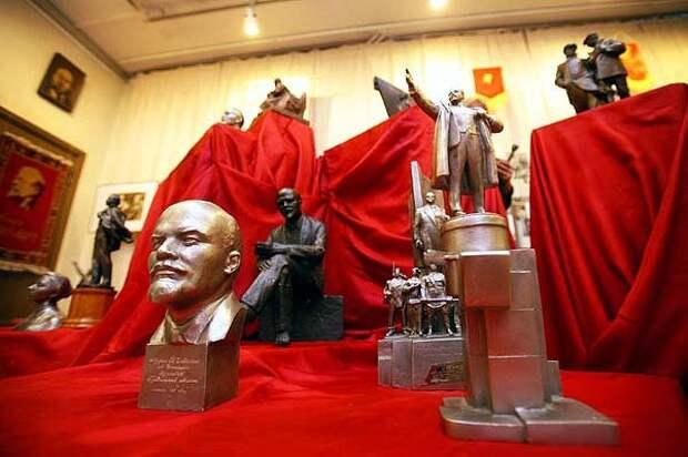 Единственный зарубежный музей Ленина возобновил работу в Финляндии