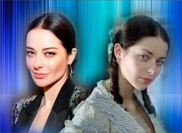 Коллаж автора - Марина Александрова 2020 год и 2003 год