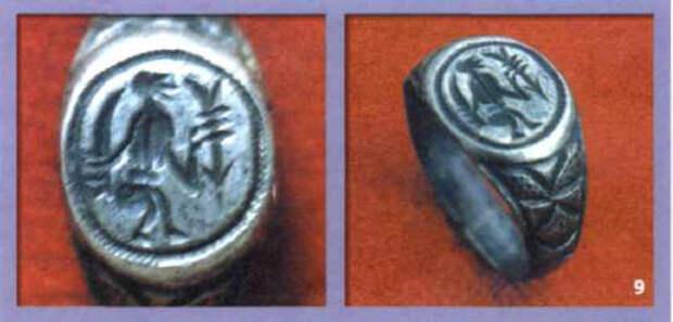перстень новгород