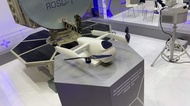 Новейший дрон «Волк-18»: маленький, юркий, мощный