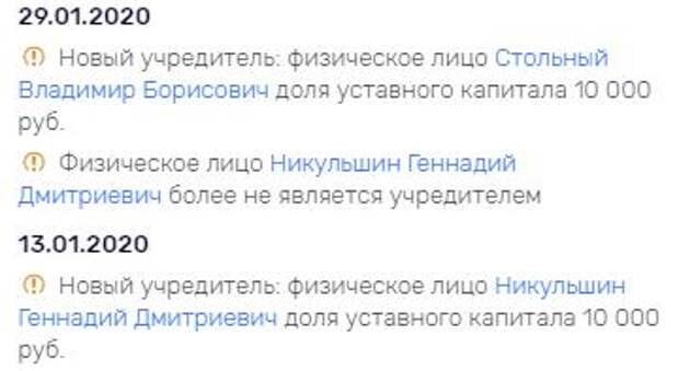 Мясная «копилка» Геннадия Никульшина