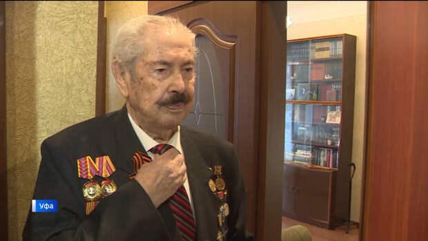 «Фашист ел шоколад, мы шли в обмотках»: ветерану Григорию Соловьеву из Башкирии исполнится 100 лет