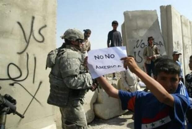 Горькая правда о войнах США на Ближнем Востоке