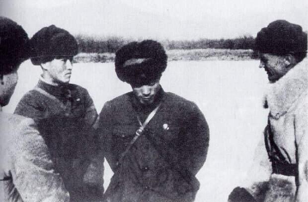 Чёрный Иван и Остров Даманский