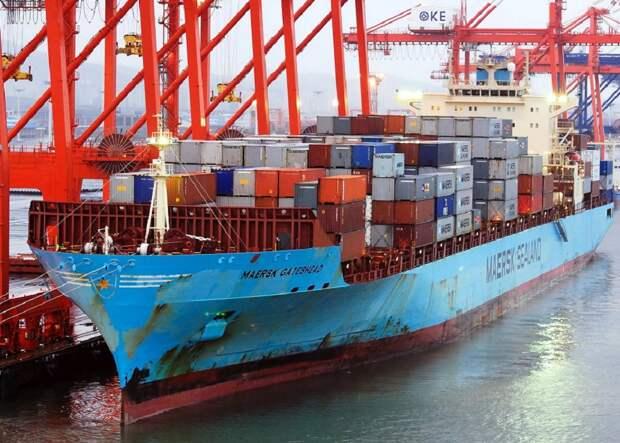 Эстонские порты и ЖД потерпели крах, после остановки российского транзита