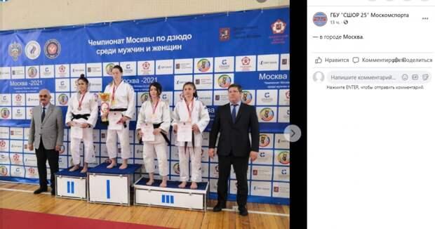 На чемпионате по дзюдо спортсменки с Вятской взяли бронзу