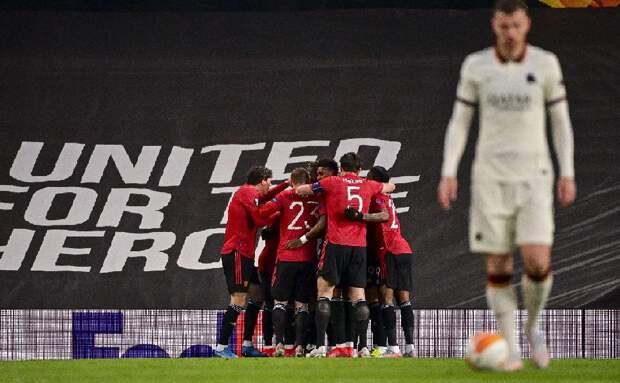«Манчестер Юнайтед» сыграл вничью с «Фулхэмом»