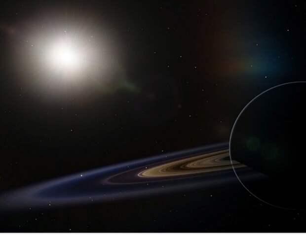 Учёные открыли 20 новых спутников Сатурна