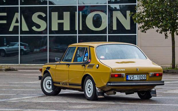 Saab 99 - ретротест «шведской зажигалки»
