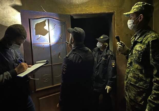 Следком расследует гибель трех человек на пожаре в Крыму