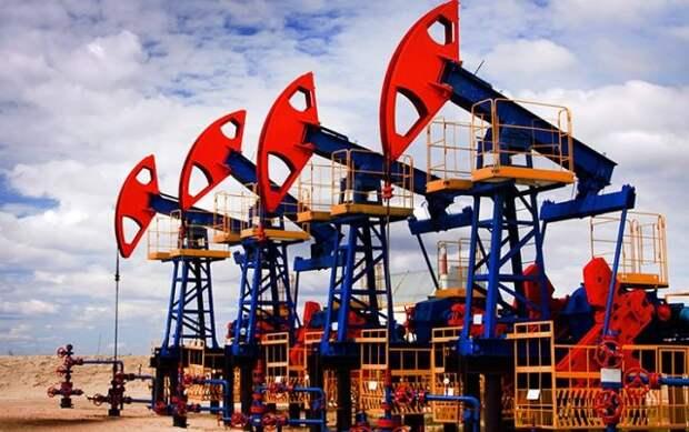 Мексика нефть