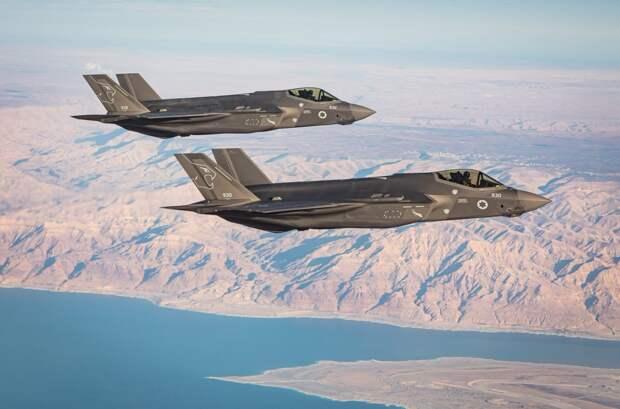 The Drive: сдерживать влияние России в Арктике будут американские F-35A