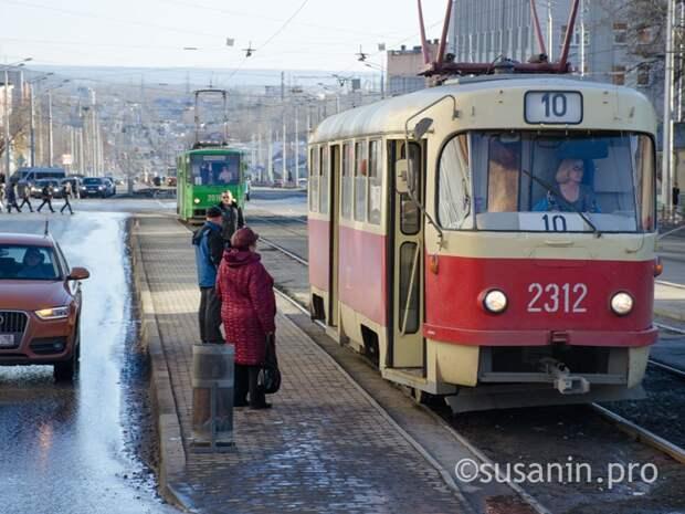 Проезд в трамваях, автобусах и троллейбусах Ижевска с 1 ноября подорожает до 25 рублей
