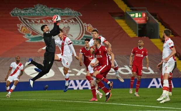 «Ливерпуль» – «Саутгемптон» – 2:0. Обзор матча и видео голов