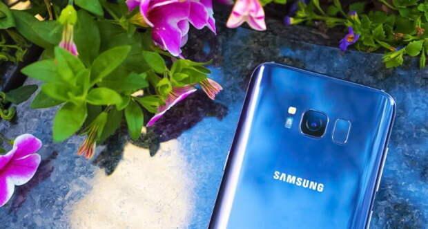 Старички Galaxy S8 и Galaxy Note8 получили обновление до Android 11