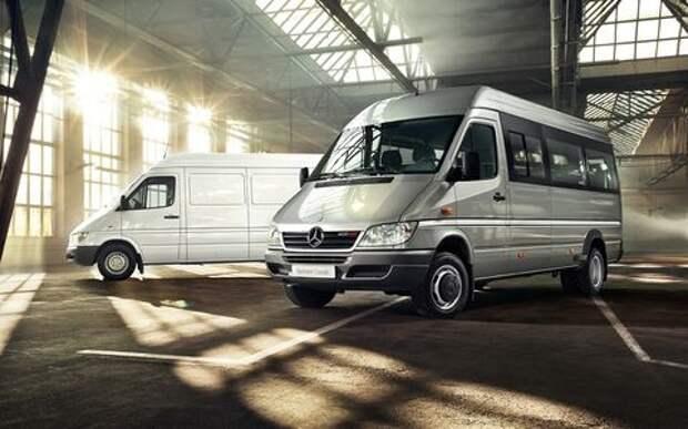 Mercedes-Benz нашел в России почти 15 тысяч «неадекватных» Sprinter Classic