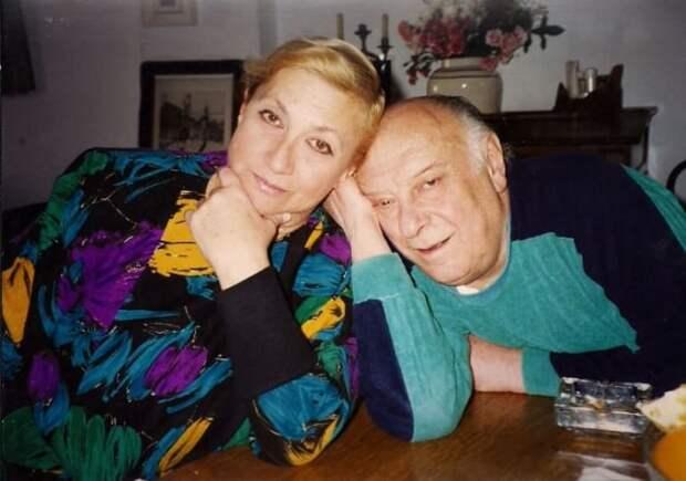 Софико Чиаурели и Котэ Махарадзе | Фото: kino-teatr.ru