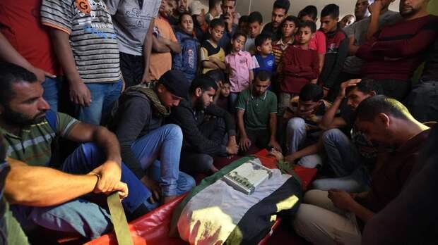 36 детей погибли с момента обострения конфликта в секторе Газа