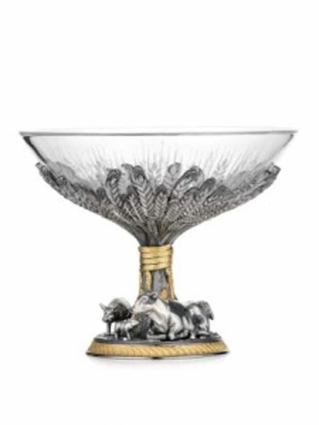 Стильное серебро