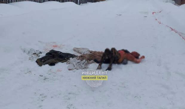 «Обгорели ноги испина»: три человека пострадали при пожаре под Нижним Тагилом