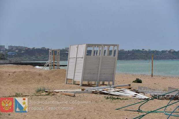 В Севастополе 14 пляжей должны быть закрыты для отдыхающих