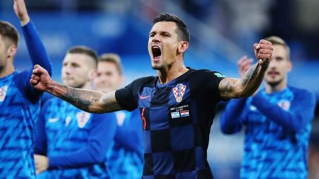 Влашич и Ловрен попали в заявку сборной Хорватии на Евро-2020