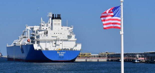 Даже украинские националисты против поставок американского газа в Европу