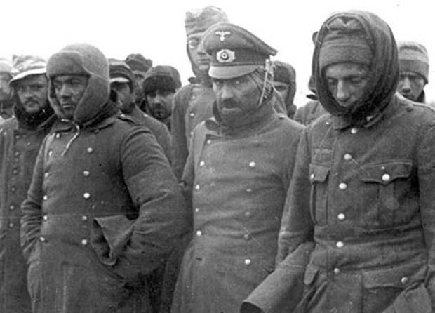 Сколько немцев захваченных под Сталинградом пережило советский плен