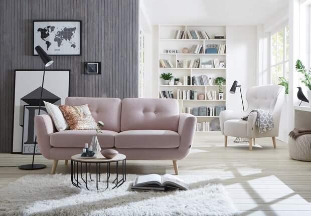 Стандартные размеры диванов